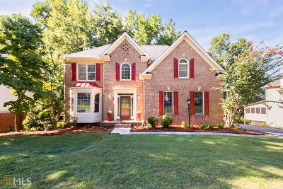 Powder Springs Single Family Home New: 1309 Echo Mill