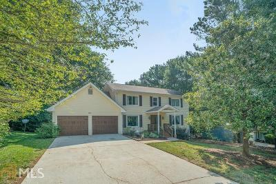 Snellville Single Family Home New: 2800 Shiloh Way