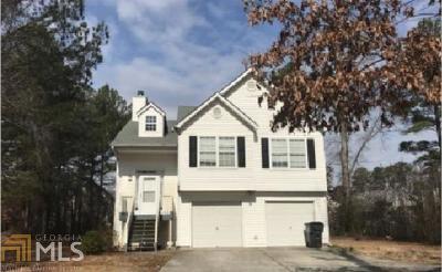Clayton County Single Family Home New: 1303 Flat Shoals Road