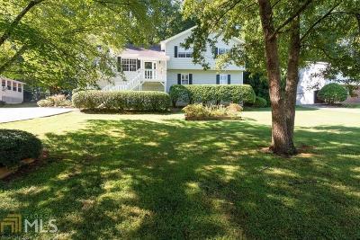 Acworth Single Family Home New: 5094 Vixen Court NW