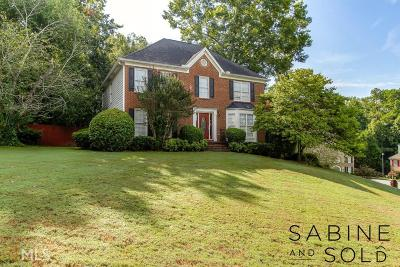Snellville Single Family Home New: 4218 Citation Pl