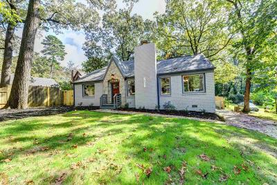 Atlanta Single Family Home New: 2821 Memorial