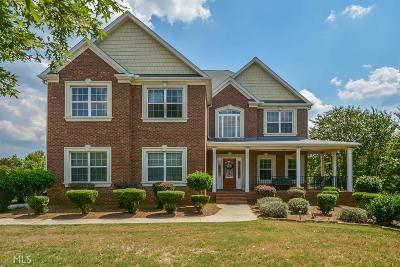 McDonough Single Family Home New: 201 Henley Spgs