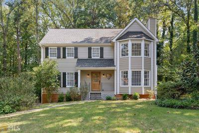 Cobb County Single Family Home New: 1820 Wicks Trce