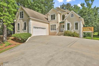 Coweta County Single Family Home New: 105 Springwater Chase