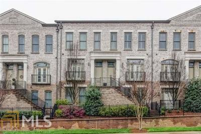 Atlanta Condo/Townhouse New: 3574 Roswell