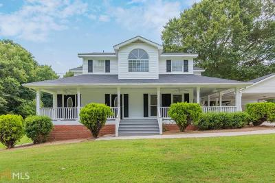 Powder Springs Single Family Home New: 253 Pine Valley Dr