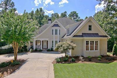 Peachtree City Single Family Home For Sale: 129 Interlochen Dr