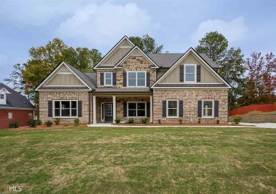 Loganville Single Family Home New: 907 Edgewater Dr