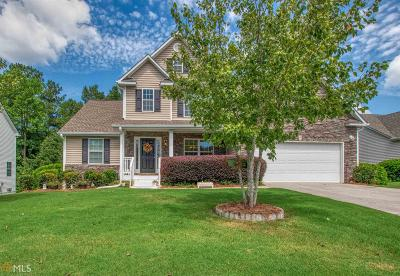 Gwinnett County Single Family Home New: 3388 Galloping Bend Way