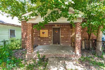 Atlanta Single Family Home New: 5 Charleston Avenue SE