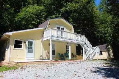 Rabun County Single Family Home New: 761 Rainey Mtn Rd