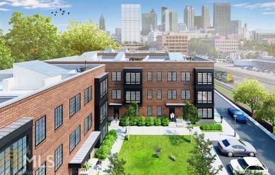 Atlanta Condo/Townhouse New: 326 Fair Street