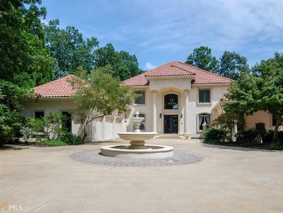 Newnan Single Family Home For Sale: 205 Arbor Springs Pkwy #49D2