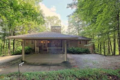 Rabun County Single Family Home New: 698 Sky High Dr