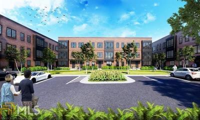 Atlanta Condo/Townhouse New: 250 Castleberry Station Drive