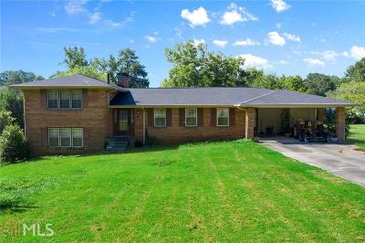 Marietta Single Family Home For Sale: 2134 Blaylock Dr