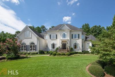 Alpharetta Single Family Home New: 45 Club Ct