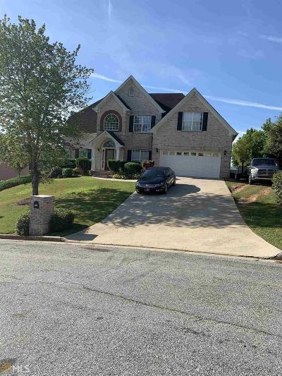 Ellenwood Single Family Home New: 2141 Allen Way