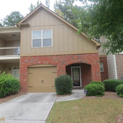 Atlanta Condo/Townhouse New: 1516 Reel Lake Drive