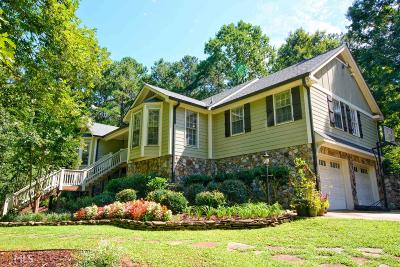 Cobb County Single Family Home New: 1010 NW Mars Hill Rd
