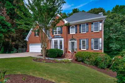 Alpharetta Single Family Home New: 10515 Wren Ridge Rd