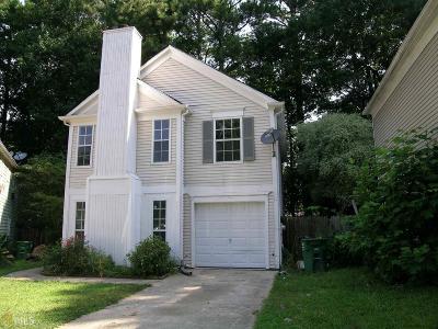 Gwinnett County Single Family Home New: 6411 E Windsor