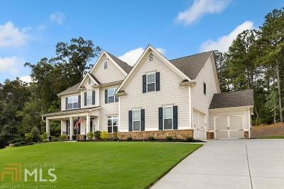 Fayette County Single Family Home New: 145 Waterlace Way