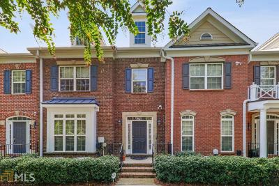 Alpharetta Condo/Townhouse New: 3222 Buck Way