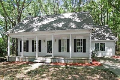 McDonough Single Family Home New: 105 Honey Creek Road