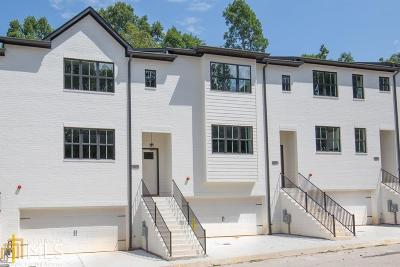Sandy Springs Condo/Townhouse New: 8007 Linfield Way #24