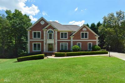 Gwinnett County Single Family Home New: 3429 Chaselton Ct
