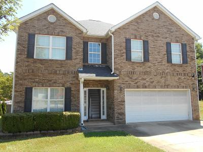 Clayton County Single Family Home New: 5760 Pearson Pl