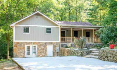 Rabun County Single Family Home New: 826 New Hope Church