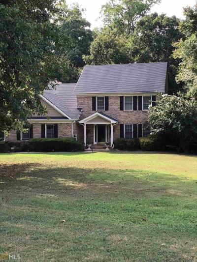 Clayton County Single Family Home New: 11567 Summer Trce