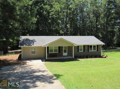 Temple Single Family Home New: 247 Hutcheson Pass