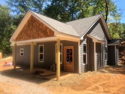 Ellijay Single Family Home New: 410 Knight Drive