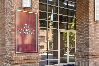 Fulton County Condo/Townhouse New: 711 Cosmopolitan Drive NE #345