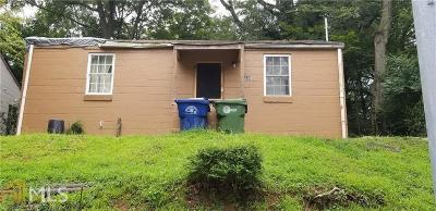 Atlanta Single Family Home New: 238 Ormond St. SW.