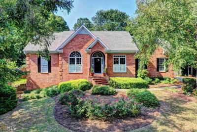 Lawrenceville Single Family Home New: 1055 Presidents