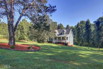 Loganville Single Family Home New: 4489 Tiffany Lane