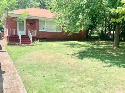 Jonesboro Single Family Home New: 958 Sherwood Court