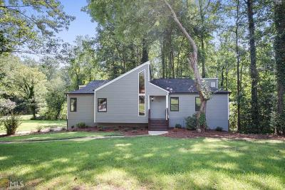 Marietta Single Family Home New: 3090 Holly Mill Run