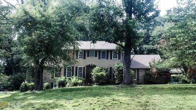 Lilburn Single Family Home New: 4583 Rivercliff Dr