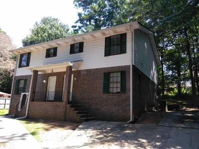 Gwinnett County Multi Family Home New: 5434 Allen Woods