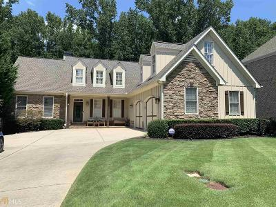 Grayson Single Family Home New: 851 Windsor Creek Drive