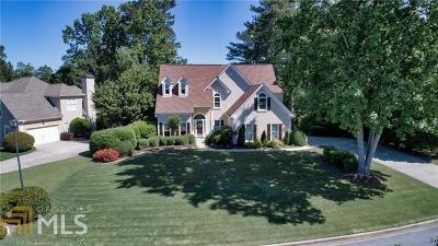 Suwanee Single Family Home New: 6105 Olde Atlanta Pkwy
