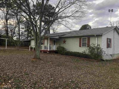 Locust Grove GA Single Family Home Under Contract: $185,000