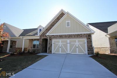 Dacula Single Family Home New: 1738 Auburn Ridge Way