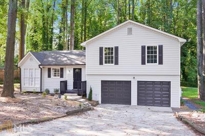 Mableton Single Family Home New: 1219 Ox Drive Dr